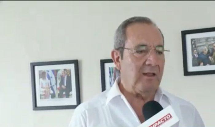Presidente reitera donación de más de 100 mil vacunas de México