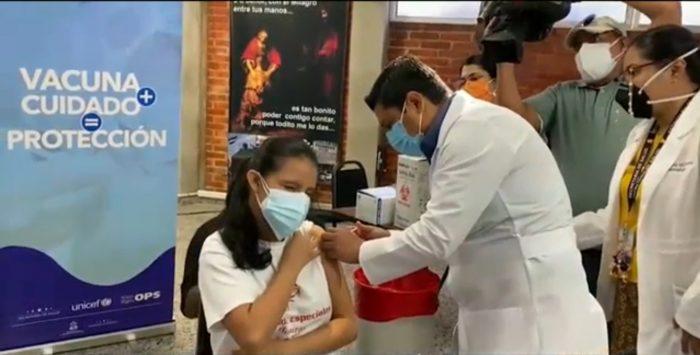 Continúa la cuarta jornada de vacunación contra la Covid-19