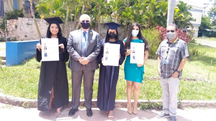 Graduaciones UNAH