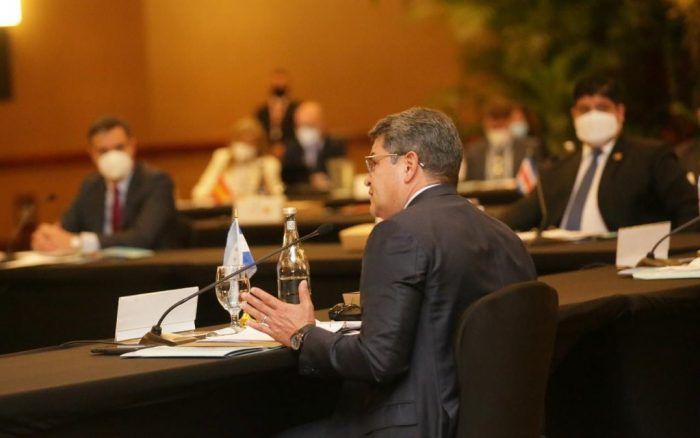 Presidente Hernández SICA