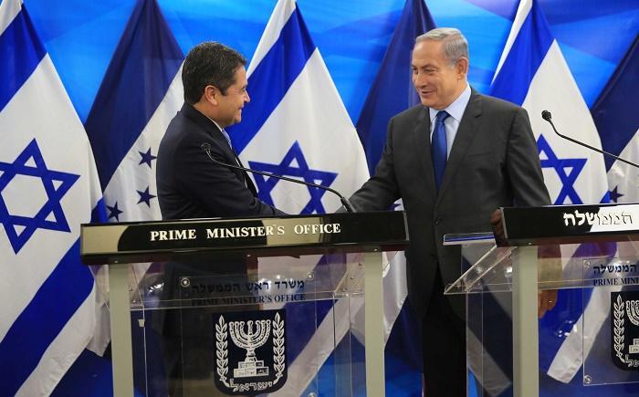 La última semana de junio se abrirá embajada de Honduras en Jerusalen