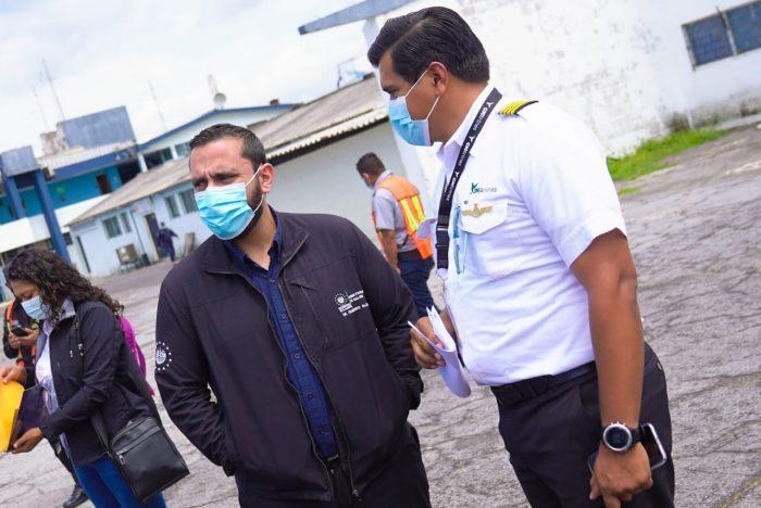 Donación de vacunas para Roatán