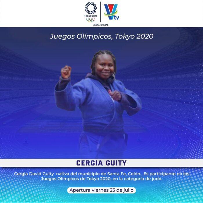 Cergia David Guity; Superó sus barreras y participará en Tokio 2020