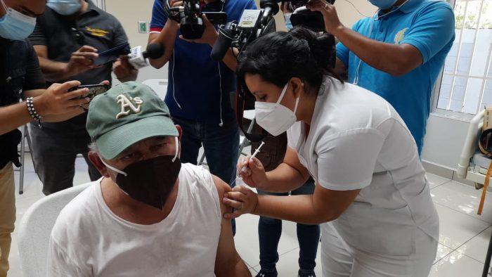 Casos Covid Honduras
