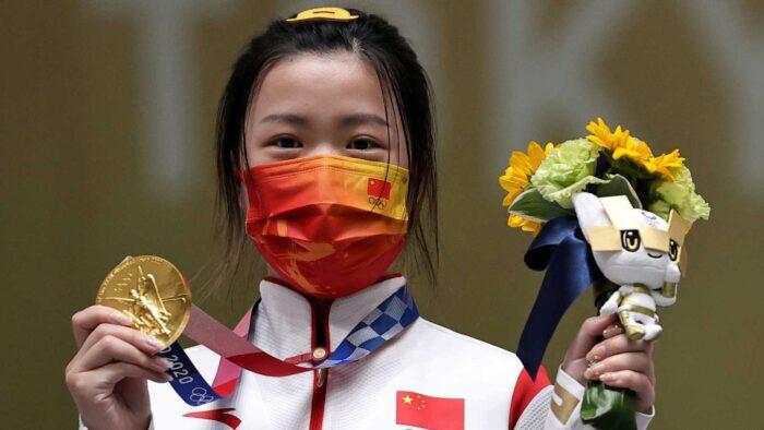 Medallero actualizado al 24 de julio en Tokio 2020