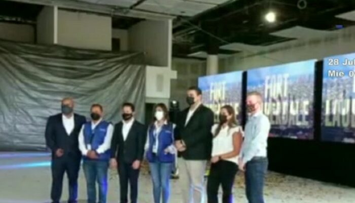 El aeropuerto de Palmerola firma acuerdo con la primera aerolínea de bajo costo