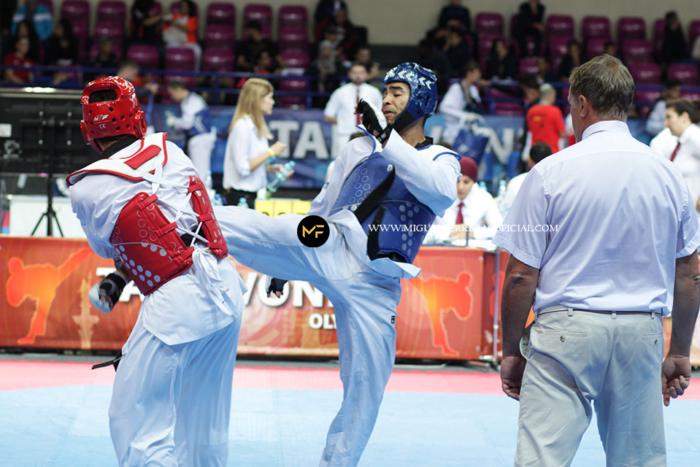 Miguel Ferrera atleta olímpico