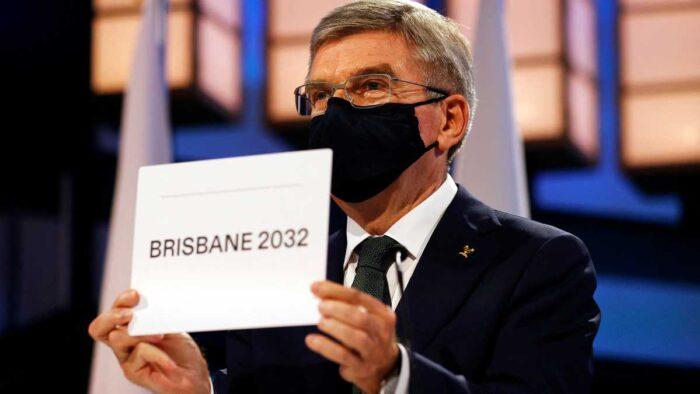 Se anuncio que Brisbane, Australia será la sede de los Juegos Olímpicos de 2032.