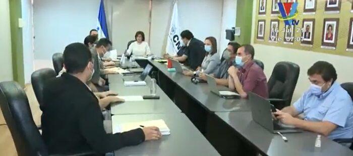 Consejeros del CNE manifiestan que aún sin los fondos solicitados habrá elecciones