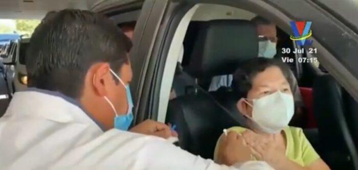 """Más de 250 brigadas se unen al """"Vacunatón"""" de la capital"""