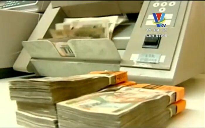 Finanzas está buscando los recursos que ha pedido el CNE, para las elecciones