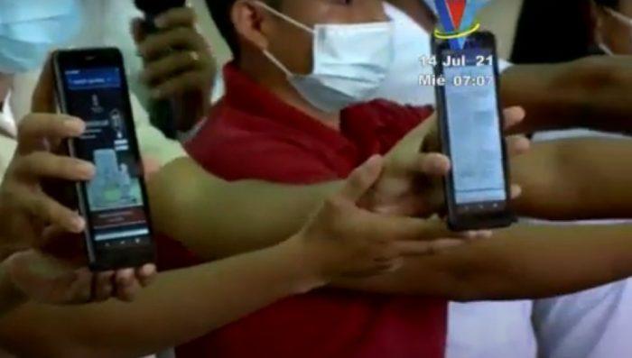 """Autoridades del CNE buscan hacer """"otro negocio"""" con las tablets"""
