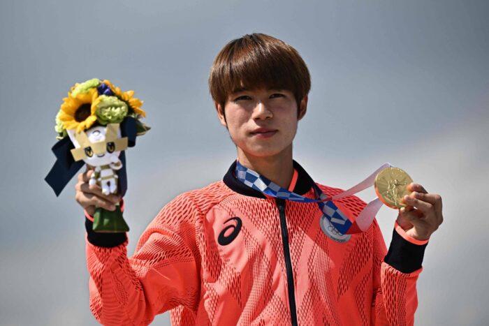 Atletas que han ganado medallas este 25 de julio