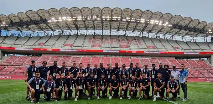 La selección Sub-23 está preparada para el partido contra Rumania.