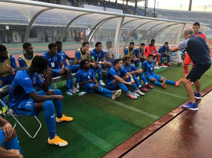 Selección de Honduras empató 1-1 ante Alemania