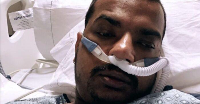 """Negacionista del Covid-19 muere a causa del virus: rechazó la vacuna y creía que los respiradores eran """"estúpidos"""""""