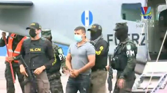 """Narcotraficante alias """" El Teto"""" será extraditado a EE.UU."""