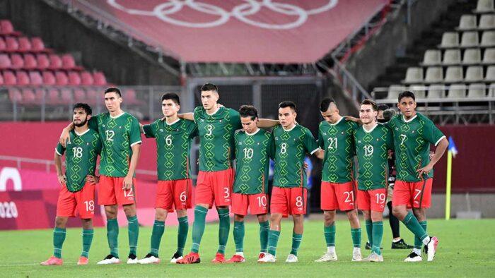 México bronce
