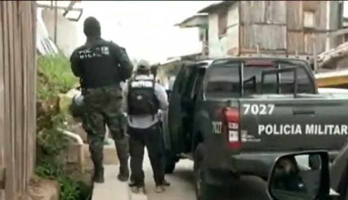PMOP decomisa droga en allanamientos ejecutados en la capital