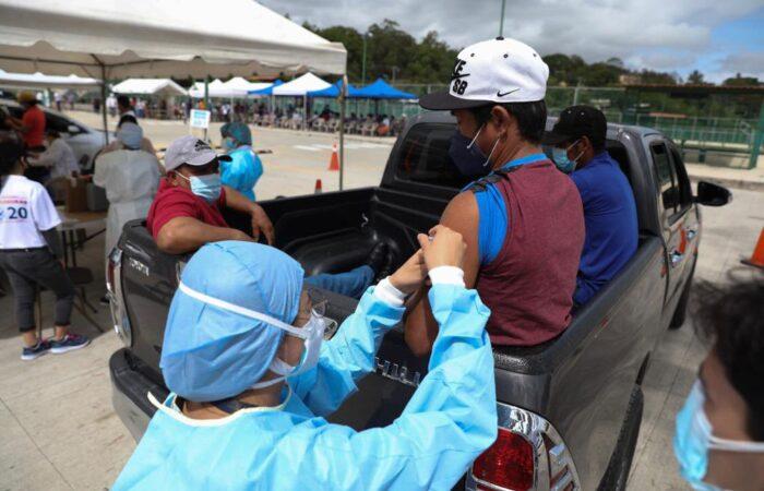 Vacunaton Honduras