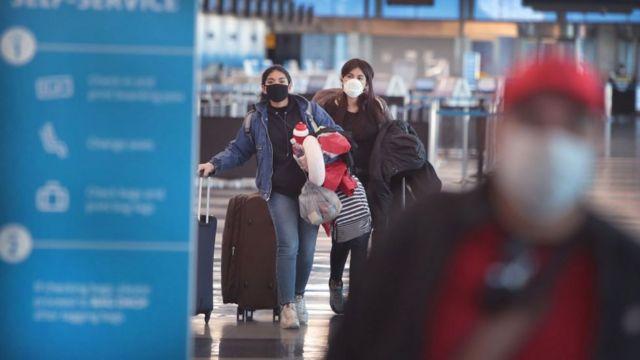 Estados Unidos anuncia nuevos requisitos para viajeros covid-19