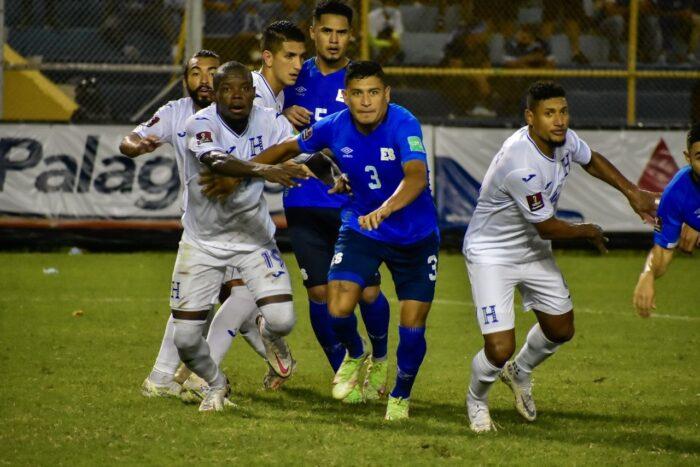 El Salvador Honduras