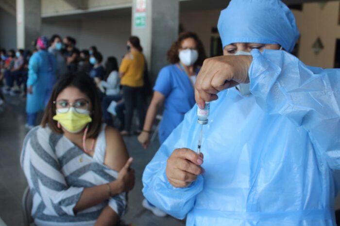 1,2 millones de vacunas Pfizer para inocular a jóvenes hondureños