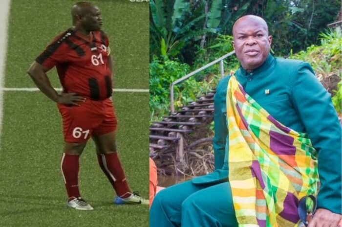 Vicepresidente de Surinam en la Liga de Concacaf
