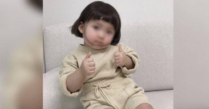 Padres de la niña viral Jinmiran piden a los usuarios que dejen de usar los stickers de WhatsApp de su hija