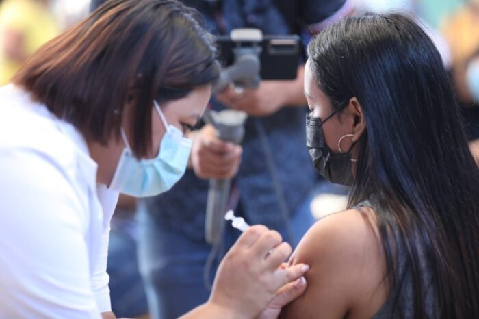 Jóvenes y vacunación en Honduras