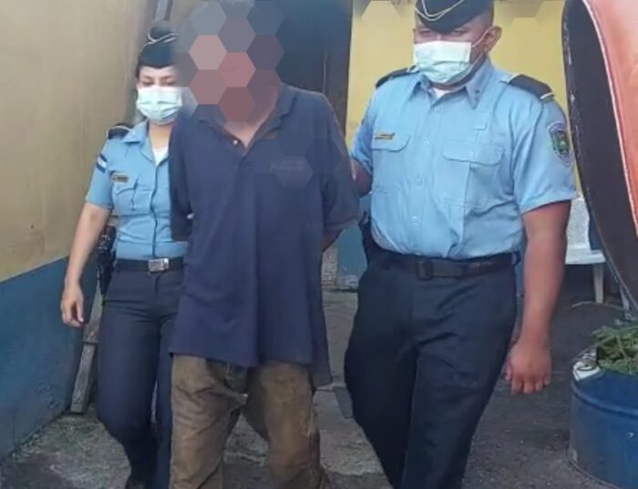 Arrestado sujeto por abusar de su suegra de 84 años en la capital