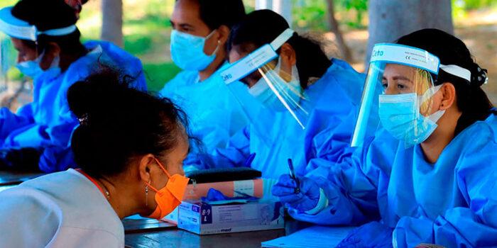 Casos de covid-19 en Honduras aumentan a 369.030 al confirmarse otros 376 contagios