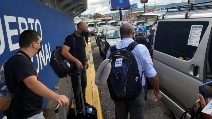 Coito y Falero se marcharon de Honduras en silencio