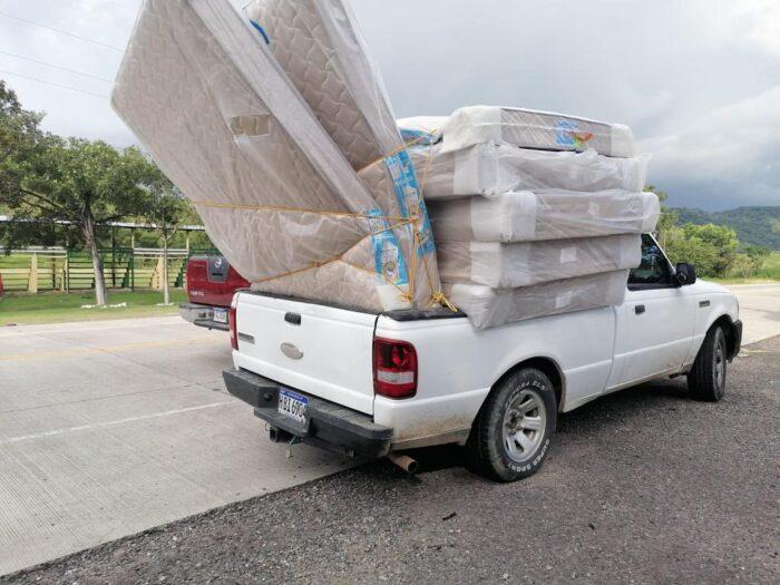 Decomisan otros 750 paquetes de droga que iban ocultos en el interior de camas en la zona sur