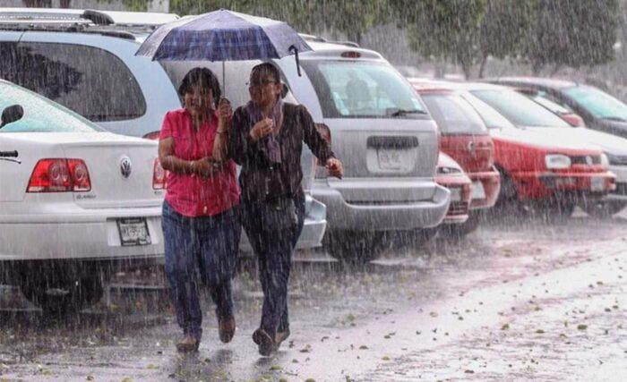 Desplazamiento de onda tropical dejará lluvias en el país