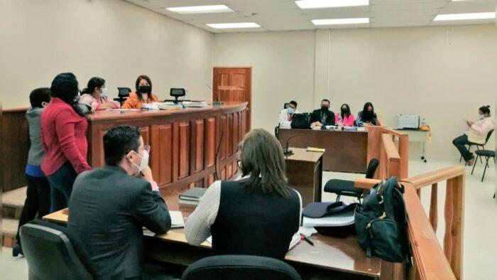El 1 de noviembre se conocerá resolución de audiencia preliminar contra policía en caso de Keyla Martínez