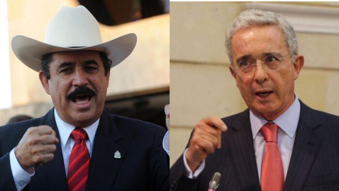Expresidente de Colombia denuncia a Zelaya por recibir financiamiento ilegal del gobierno venezolano