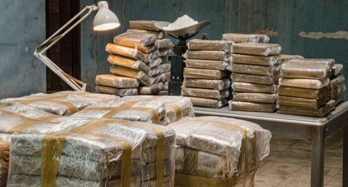 Golpe al narcotráfico internacional con aprehensión de 5 toneladas de cocaína
