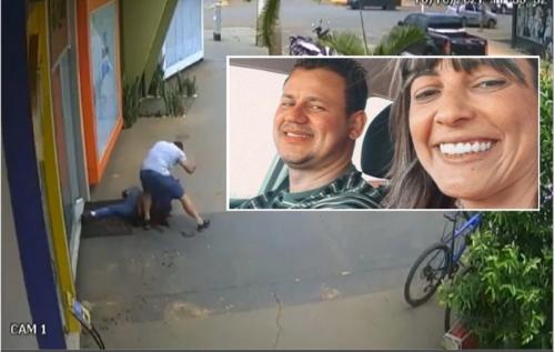 Hombre encuentra a su esposa con amante, lo persigue y lo mata a puñaladas