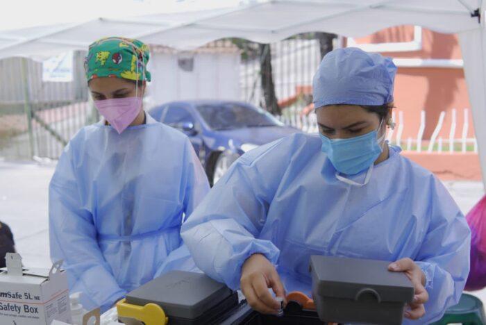 Honduras cuenta con dosis suficientes contra el Covid-19