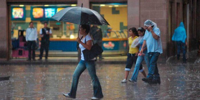Onda tropical ingresará este miércoles a Honduras