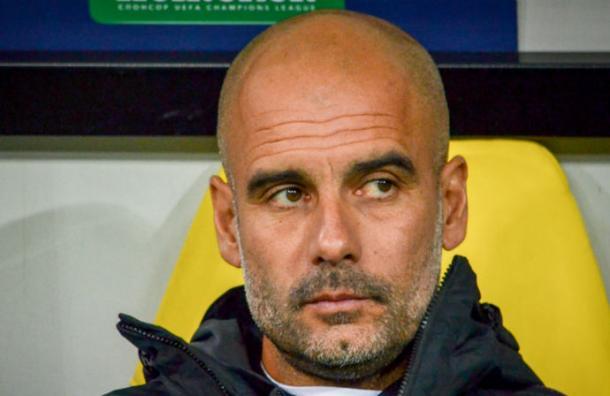 La dura respuesta de Guardiola al Barcelona tras la sanción al City: 'Que no hablen demasiado alto'