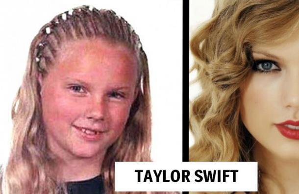A estos famosos la juventud definitivamente los perjudicó y estas fotos son la prueba