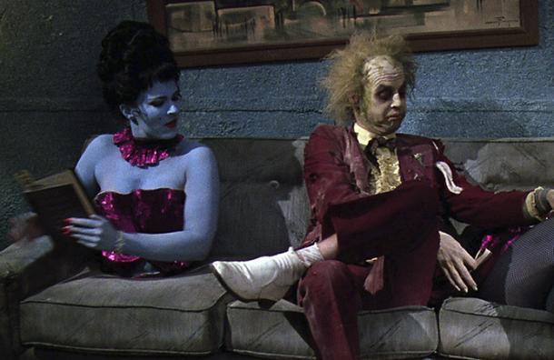 Así se ven hoy los protagonistas de la película Beetlejuice, 28 años después de su estreno