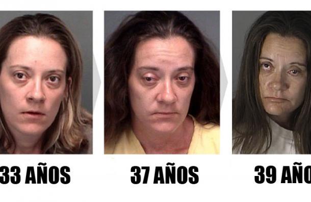 Así lucen las personas antes y después de entrar en el consumo de drogas duras