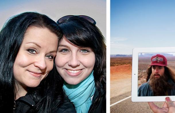 Estas chicas tienen el trabajo soñado ¡Viajan a los lugares que ven en las películas y los fotografían!