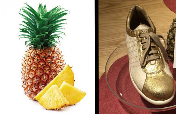 Para hacer tus zapatillas favoritas ya no se usará cuero, se usarán piñas